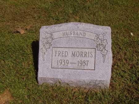 MORRIS, FRED - Meigs County, Ohio | FRED MORRIS - Ohio Gravestone Photos