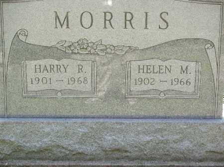 MORRIS, HARRY R. - Meigs County, Ohio | HARRY R. MORRIS - Ohio Gravestone Photos