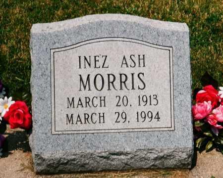 MORRIS, INEZ - Meigs County, Ohio   INEZ MORRIS - Ohio Gravestone Photos