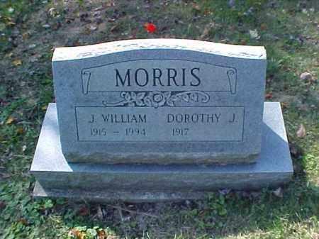 MORRIS, DOROTHY J. - Meigs County, Ohio | DOROTHY J. MORRIS - Ohio Gravestone Photos