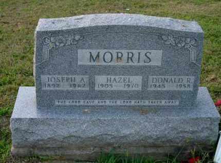 MORRIS, JOSEPH A. - Meigs County, Ohio   JOSEPH A. MORRIS - Ohio Gravestone Photos