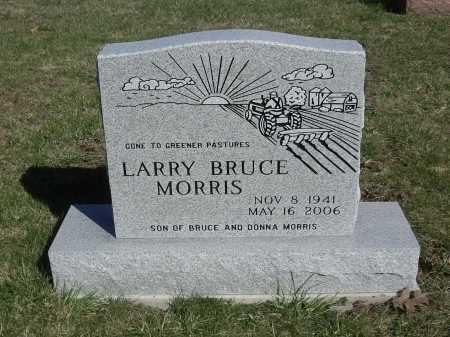 MORRIS, LARRY BRUCE - Meigs County, Ohio | LARRY BRUCE MORRIS - Ohio Gravestone Photos