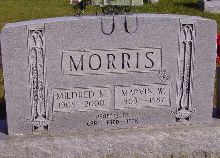 MORRIS, MILDRED M. - Meigs County, Ohio | MILDRED M. MORRIS - Ohio Gravestone Photos