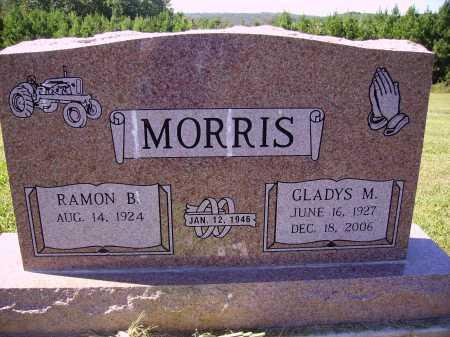 MORRIS, RAMON B. - Meigs County, Ohio | RAMON B. MORRIS - Ohio Gravestone Photos