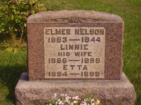 NELSON, ETTA - Meigs County, Ohio | ETTA NELSON - Ohio Gravestone Photos