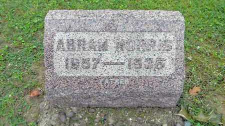 NORRIS, ABRAM - Meigs County, Ohio   ABRAM NORRIS - Ohio Gravestone Photos