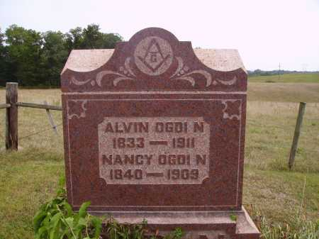 OGDIN, ALVIN - Meigs County, Ohio | ALVIN OGDIN - Ohio Gravestone Photos