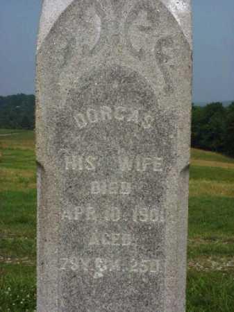 OGDIN, DORCAS - CLOSEVIEW - Meigs County, Ohio   DORCAS - CLOSEVIEW OGDIN - Ohio Gravestone Photos