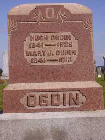 OGDIN, HUGH - Meigs County, Ohio | HUGH OGDIN - Ohio Gravestone Photos