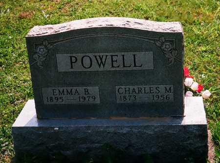 DORST POWELL, EMMA B. - Meigs County, Ohio   EMMA B. DORST POWELL - Ohio Gravestone Photos