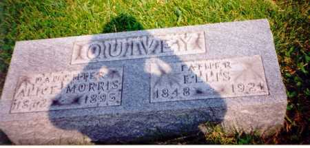 MORRIS, ALICE - Meigs County, Ohio   ALICE MORRIS - Ohio Gravestone Photos