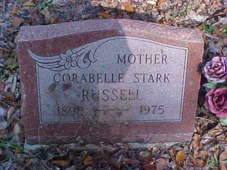 RUSSELL, CORABELLE - Meigs County, Ohio   CORABELLE RUSSELL - Ohio Gravestone Photos