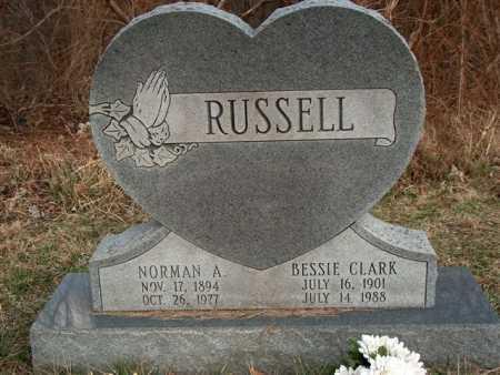 RUSSELL, BESSIE - Meigs County, Ohio   BESSIE RUSSELL - Ohio Gravestone Photos