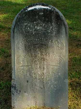 RUTHERFORD, ESTHER - Meigs County, Ohio   ESTHER RUTHERFORD - Ohio Gravestone Photos