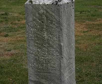 SAYRE, MARGARET - Meigs County, Ohio | MARGARET SAYRE - Ohio Gravestone Photos