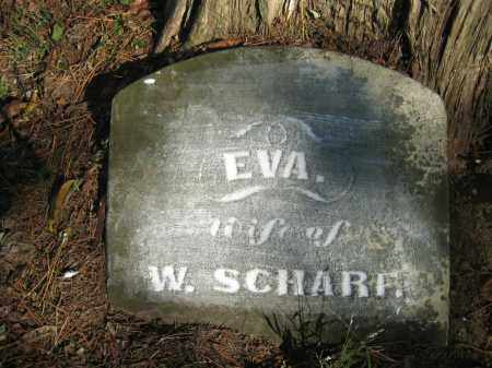 SCHARF, MARIA EVA - Meigs County, Ohio | MARIA EVA SCHARF - Ohio Gravestone Photos