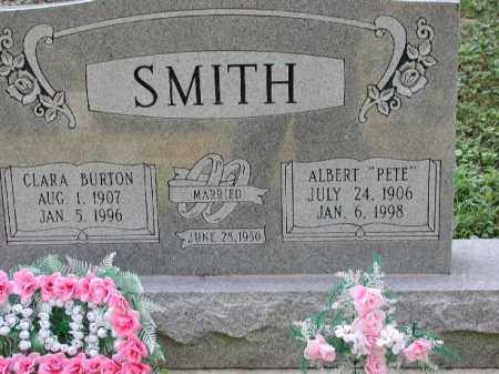 SMITH, CLARA - Meigs County, Ohio | CLARA SMITH - Ohio Gravestone Photos