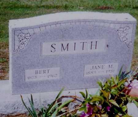 SMITH, BERT - Meigs County, Ohio | BERT SMITH - Ohio Gravestone Photos