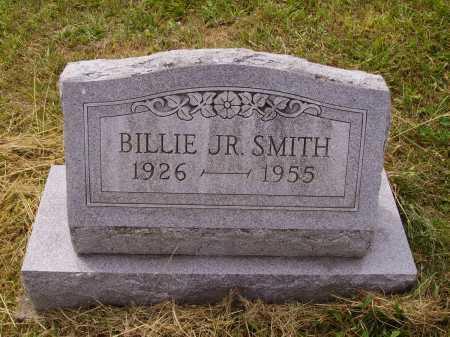 SMITH, BILLIE, JR - Meigs County, Ohio   BILLIE, JR SMITH - Ohio Gravestone Photos