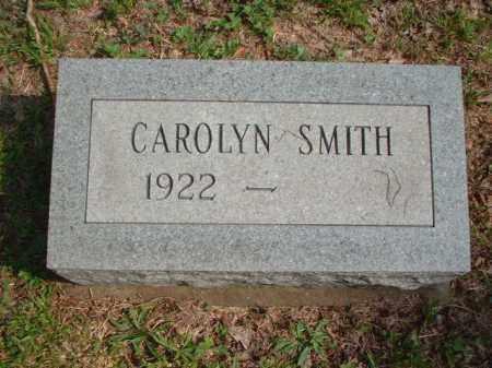 SMITH, CAROLYN - Meigs County, Ohio | CAROLYN SMITH - Ohio Gravestone Photos