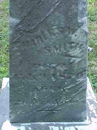 SMITH, CHARLES W. - Meigs County, Ohio   CHARLES W. SMITH - Ohio Gravestone Photos