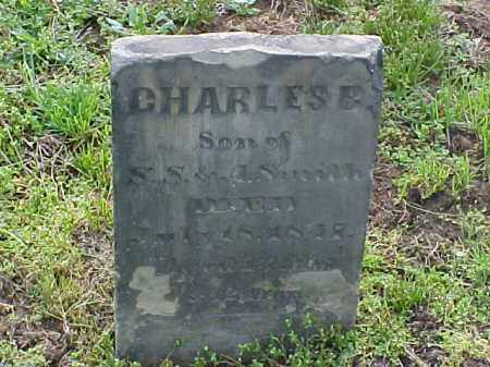 SMITH, CHARLES B. - Meigs County, Ohio | CHARLES B. SMITH - Ohio Gravestone Photos