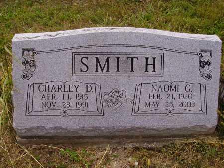 SMITH, NAOMI G. - Meigs County, Ohio | NAOMI G. SMITH - Ohio Gravestone Photos