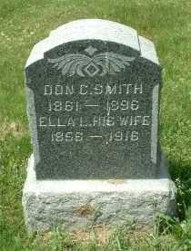 SMITH, ELLA L. - Meigs County, Ohio   ELLA L. SMITH - Ohio Gravestone Photos