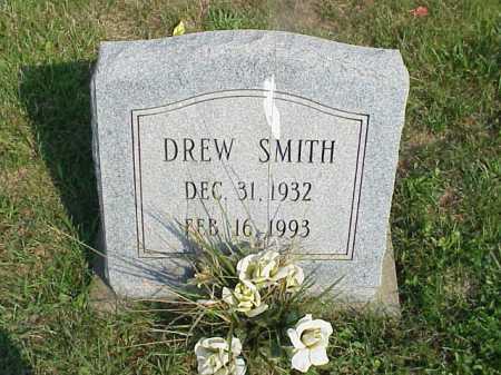SMITH, DREW - Meigs County, Ohio   DREW SMITH - Ohio Gravestone Photos