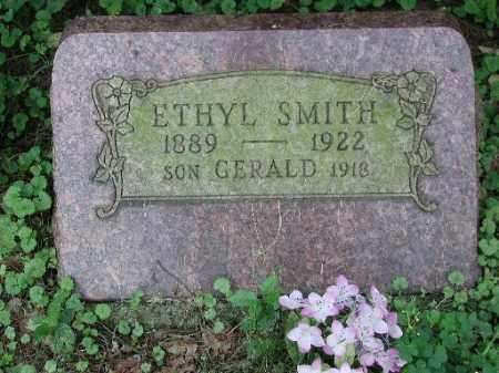 SMITH, ETHYL - Meigs County, Ohio | ETHYL SMITH - Ohio Gravestone Photos