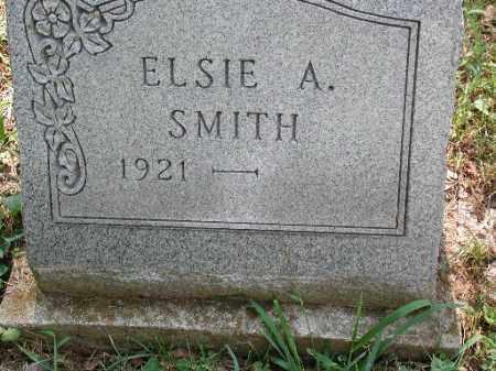 SMITH, ELSIE A. - Meigs County, Ohio | ELSIE A. SMITH - Ohio Gravestone Photos