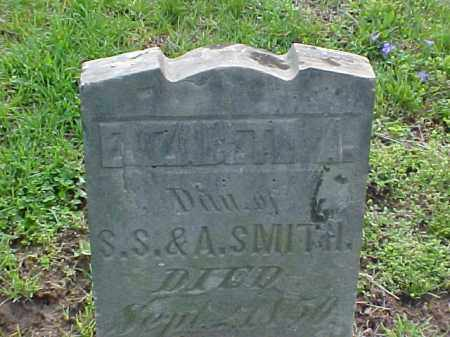 SMITH, ELIZABETH A. - Meigs County, Ohio | ELIZABETH A. SMITH - Ohio Gravestone Photos