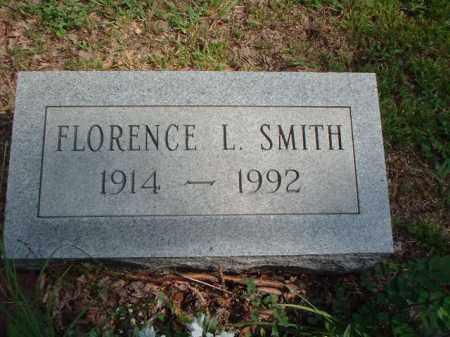 SMITH, FLORENCE L. - Meigs County, Ohio | FLORENCE L. SMITH - Ohio Gravestone Photos