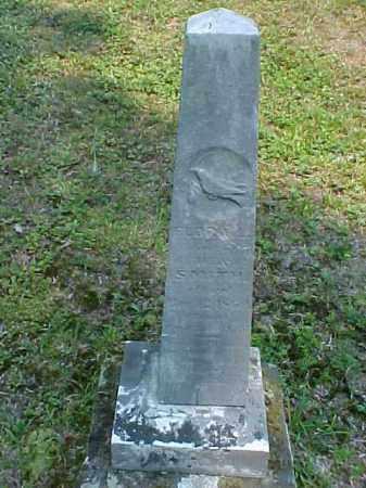 SMITH, FLORA A. - Meigs County, Ohio   FLORA A. SMITH - Ohio Gravestone Photos