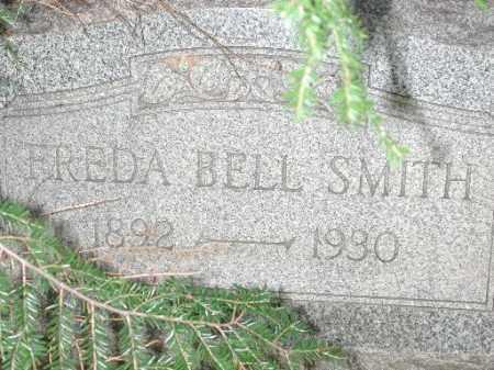 SMITH, FREDA BELL - Meigs County, Ohio   FREDA BELL SMITH - Ohio Gravestone Photos