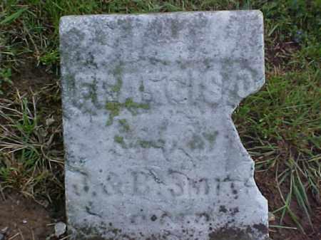 SMITH, FRANCIS O. - Meigs County, Ohio   FRANCIS O. SMITH - Ohio Gravestone Photos