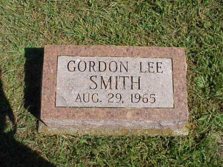 SMITH, GORDON LEE - Meigs County, Ohio   GORDON LEE SMITH - Ohio Gravestone Photos
