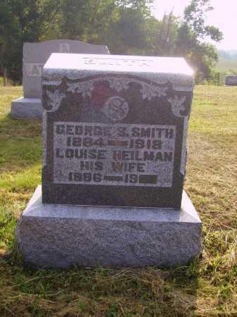 SMITH, GEORGE S. - Meigs County, Ohio | GEORGE S. SMITH - Ohio Gravestone Photos