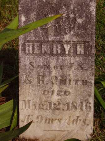 SMITH, HENRY H. - Meigs County, Ohio   HENRY H. SMITH - Ohio Gravestone Photos