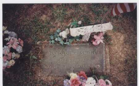 SMITH, HAROLD WM. - Meigs County, Ohio   HAROLD WM. SMITH - Ohio Gravestone Photos