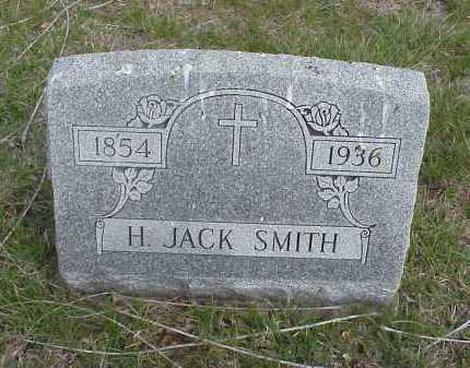 SMITH, H. JACK - Meigs County, Ohio | H. JACK SMITH - Ohio Gravestone Photos
