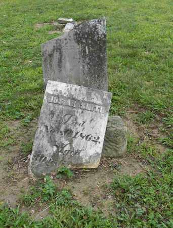 SMITH, JOSIAH - Meigs County, Ohio   JOSIAH SMITH - Ohio Gravestone Photos