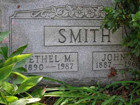 SMITH, ETHEL M. - Meigs County, Ohio   ETHEL M. SMITH - Ohio Gravestone Photos