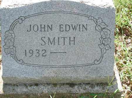 SMITH, JOHN EDWIN - Meigs County, Ohio | JOHN EDWIN SMITH - Ohio Gravestone Photos