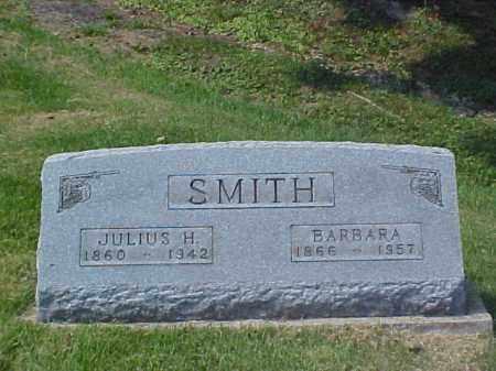 SMITH, BARBARA - Meigs County, Ohio | BARBARA SMITH - Ohio Gravestone Photos