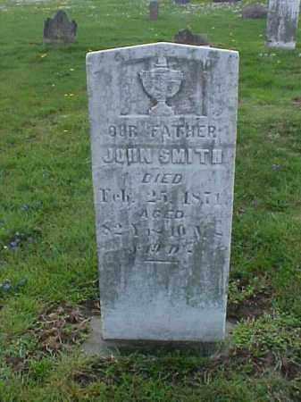 SMITH, JOHN - Meigs County, Ohio | JOHN SMITH - Ohio Gravestone Photos