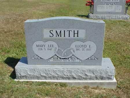 SMITH, LLOYD E. - Meigs County, Ohio | LLOYD E. SMITH - Ohio Gravestone Photos