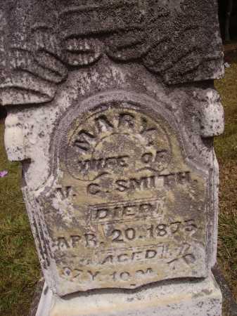 SMITH, MARY - Meigs County, Ohio | MARY SMITH - Ohio Gravestone Photos