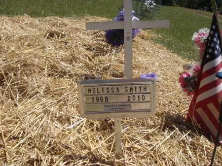 SMITH, MELISSA - CLOSE VIEW - Meigs County, Ohio | MELISSA - CLOSE VIEW SMITH - Ohio Gravestone Photos