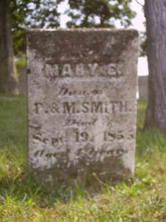 SMITH, MARY E. - Meigs County, Ohio | MARY E. SMITH - Ohio Gravestone Photos